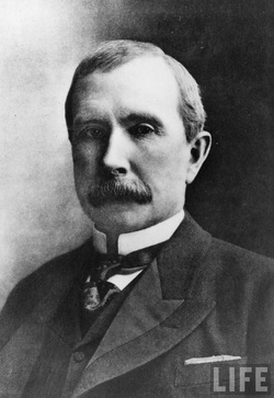 John D. Rockefeller Net Worth